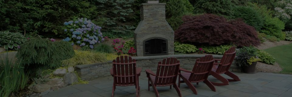 Compliment your home with custom stonework.
